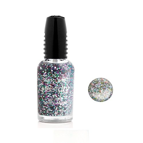 ウェットアンドワイルド Fastdry Nail Color Party of Five Glitters