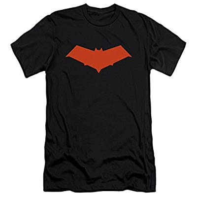 DC Batman Red Hood Slim Fit T-Shirt