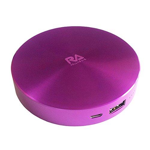 Rolling Ave Hockey Portable Power Bank Purple Photo