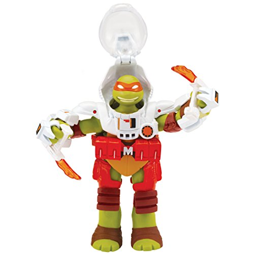 Teenage Mutant Ninja Turtles Dimension X Michelangelo Figure (Space Weapons Toys compare prices)
