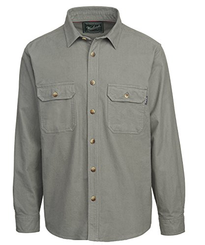 woolrich-mens-expedition-chamois-shirt-field-gray-x-large