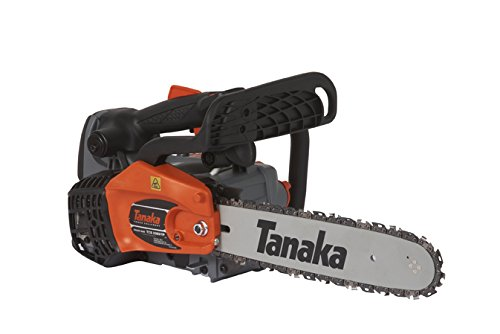 6. Tanaka TCS33EDTP/14 32.2cc 14-Inch Top Handle Chain Saw with Pure Fire Engine