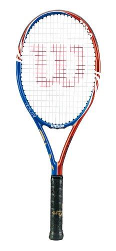 Wilson Tour BLX Tennis Racket, GripSize- 2: 4 1/4 inch