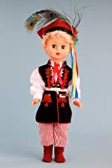 Krakovian Boy (Krakowiak) - 18 Inch Collectible Regional Doll