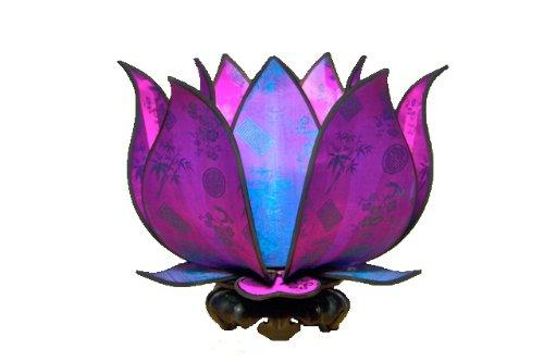 Baby Blooming Lotus Lamp - Jewel
