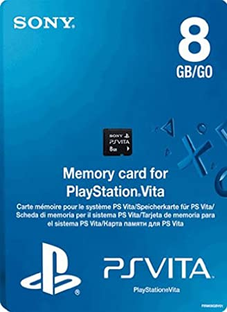 PS Vita Memory Card 8GB