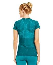 Women\'s HeatGear® Sonic See It Through Short Sleeve