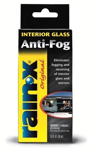 RainX BCAF21112 Anti-Fog 3.5oz.