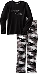 Calvin Klein Little Boys' Sleep Camo Set