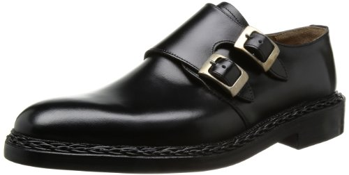 [ハインリッヒディンケラッカー] Heinrich Dinkelacker  Luzern Box Calf Double with plaited welt Leathersole 53050516 BK(Black/UK 7.5)