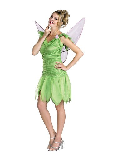 Adult Tinkerbell Costume - Large 12-14