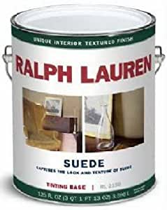 Ralph Lauren Paint Suede Faux Texture Finish 1 Gallon