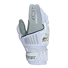 Xprotex Adult RAYKR 2014 Protective Batting Gloves, White, Medium by Xprotex