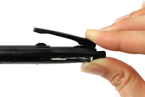 Zebra S3A11 Prefill 3-Color Muti Pen Body - Black