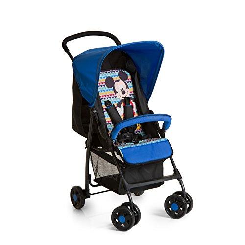 Hauck 171370 Sport Mickey Geo Passeggino Leggero, Blu