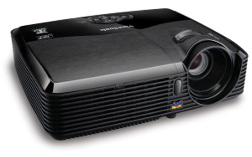 Viewsonic Pjd5123 Svga Dlp Projector 120Hz/3D Ready, 2700 Lumens, 3000:1 Dcr back-1084083