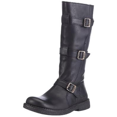 kickers locktik bottes femme noir 42 eu chaussures et sacs. Black Bedroom Furniture Sets. Home Design Ideas