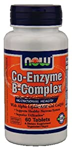 Now Foods Co-Enzyme B-Complex - 60 Tabs ( Multi-Pack)