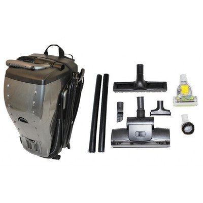 Back Up Back Pack Vacuum Multi Purpose Cleaning System front-344264