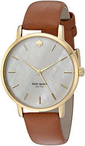 Kate Spade New York Orologio da donna Classic Metro, Oro, Taglia unica
