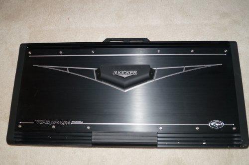 Warhorse Wx10000.1 - Kicker 1 Ch 20,000 Watt Amplifier