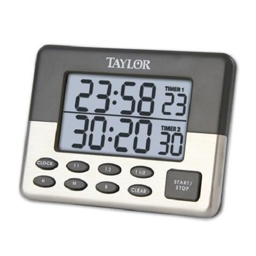Taylor 58729 Dual Event Timer