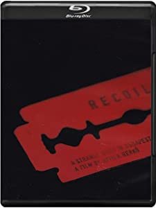 Recoil - A Strange Hour In Budapest (Red Edition) [Blu-ray]