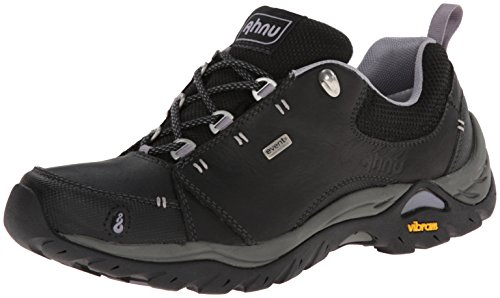 Ahnu Women's Montara II Hiking Shoe,Black,7 M US
