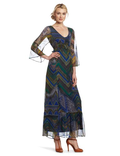 Lucky Brand Women's Jade Maxi Dress