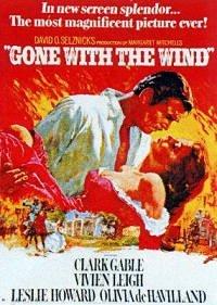 風と共に去りぬ ポスター/クラーク・ゲーブル他/ APO-2386