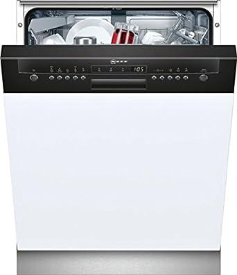 Neff GI 555 S Semi intégré 13places A++ Noir - lave-vaisselles (Semi intégré, A, A++, Noir, boutons, A)