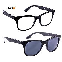Combo Wayfarer AAO+ Sunglasses-d001