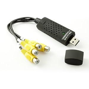 Matsuyama USB 2.0/4 x RCA