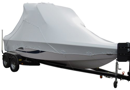 Transhield Over Wake Tower Boat Cover, 24 x 26-Feet