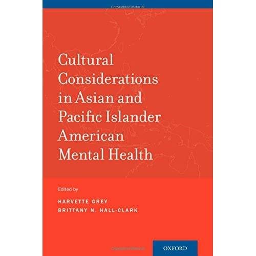 Best practices in behavioral health for asian americans