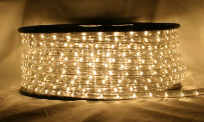 rope light 1 0 inch led spacing christmas lighting indoor outdoor