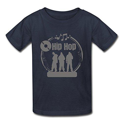 xj-cool-hip-hop-street-dance-maglietta-da-bambino-colore-blu-navy-blu-navy-xl
