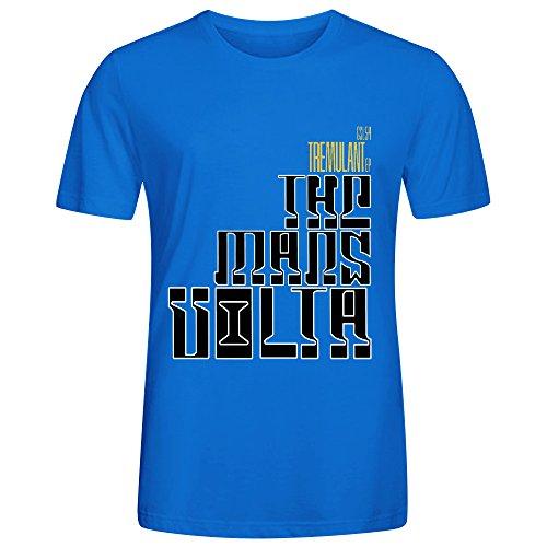 mars-volta-tremulant-ep-mens-o-neck-unique-t-shirts-blue