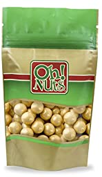 Gold Shimmer Pearl Gumballs 4 Pound Bag - Oh! Nuts