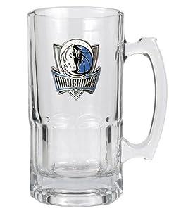 NBA Dallas Mavericks 1 Liter Macho Mug - Primary Logo by Great American Products