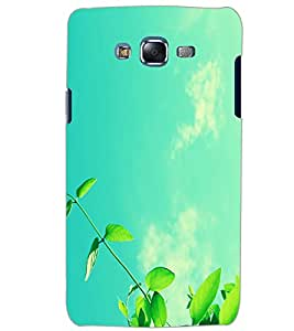 SAMSUNG GALAXY J7 LEAFES Back Cover by PRINTSWAG