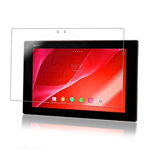 sony Xperia Z2 Tablet docomo SO-05F/au SOT21/SGP521専用 液晶保護フィルム (xperia z2 tablet 防指紋マット液晶保護フィルム, 1枚パック)