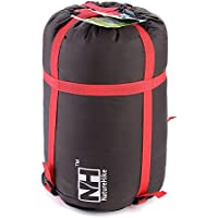 Camping Sleeping Bag Pack Compression Bags Storage Carry Bag (sleeping Bag Not Included)