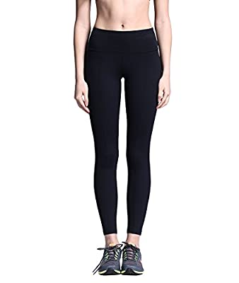 Coovy ATHLETE Women's Sports Training Compression Running Tights Pants Leggings