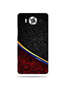 alDivo Premium Quality Printed Mobile Back Cover For Microsoft Lumia 950 / Microsoft Lumia 950 Printed Back Case Cover (MKD163)