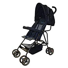 ... Dream On Me Single Stroller with large Canopy ...  sc 1 st  Newborn Clothing u0026 Gear & Newborn Clothing | Strollers - Dream On Me Single Stroller with ...