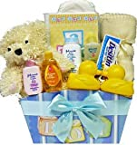 Art of Appreciation Gift Baskets It's A Boy – New Baby Gift Basket