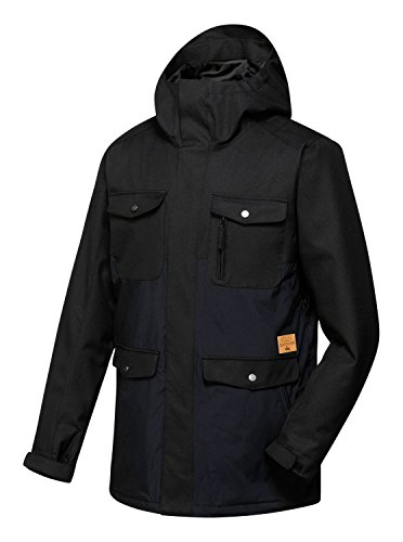 Quiksilver Snow Men's Reply Jacket module plc a1sg62