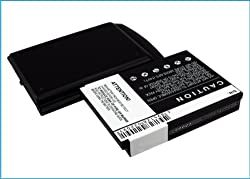 Cameron Sino 3650mAh/13.50Wh Battery Compatible With HP iPAQ 200, iPAQ 210, iPAQ 211, iPAQ 212, iPAQ 214, iPAQ 216