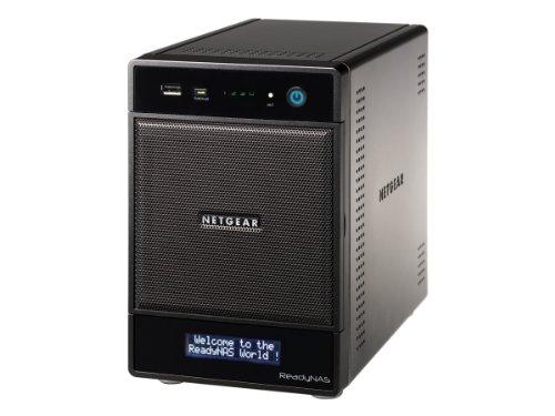 Netgear ReadyNAS RNDP400U Ultra 4 Plus Diskless